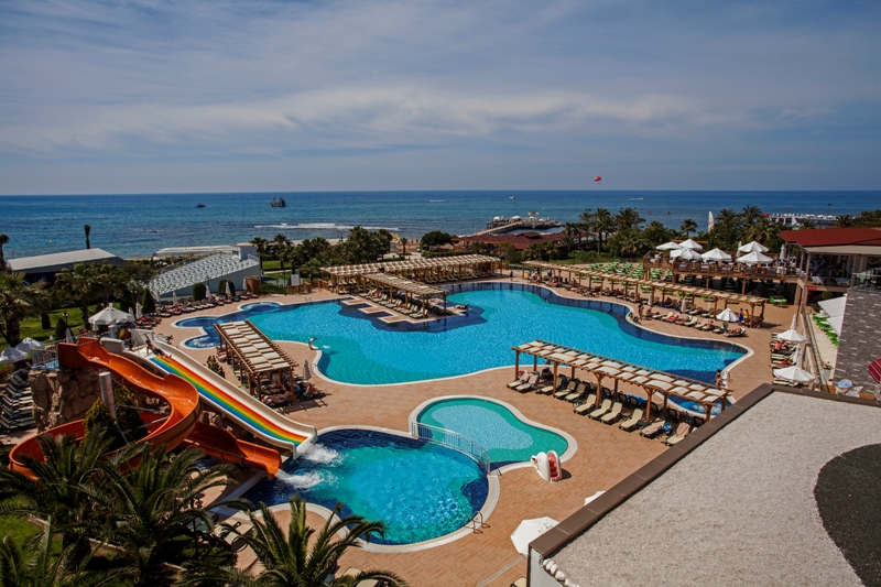 planet fun, turecko, arcanus, rodinna dovolenka, dovolenka v turecku, letna dovolenka pri mori, satur