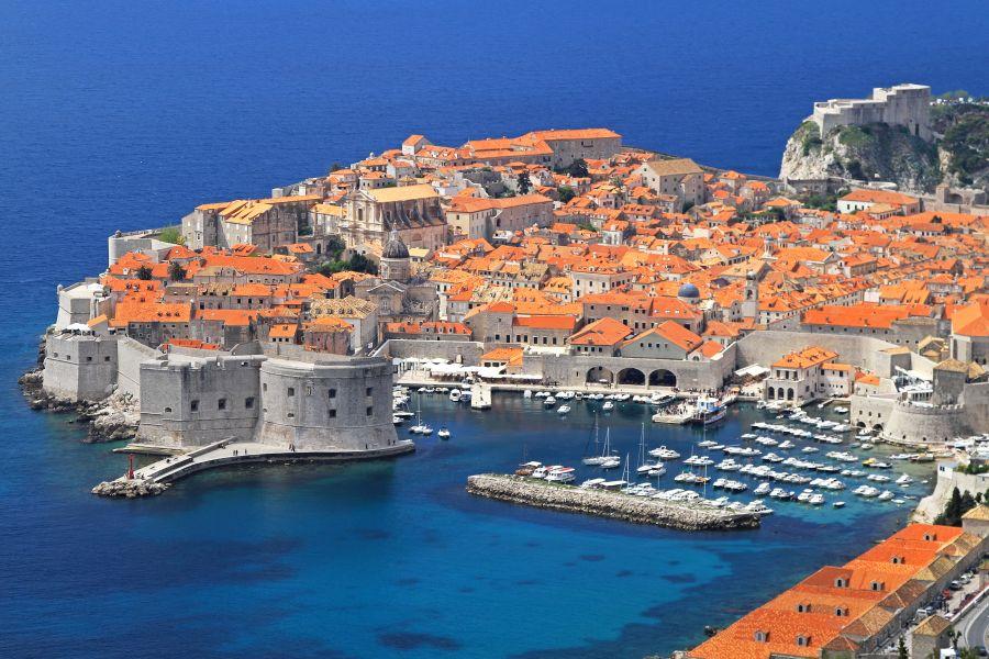 dubrovnik, chorvatsko, rodinna dovolenka, letna dovolenka pri mori, satur