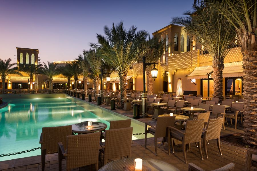 rixos bab al bahr, spojene arabske emiraty, letna dovolenka, dovolenka pri mori, dovolenka v spojenych arabskych emiratoch, satur