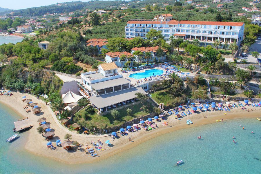 Sentido Alexandra Beach, romanticka dovolenka, dovolenka pre pary, hotely pre pary, satur, dovolenka na zakyntose,