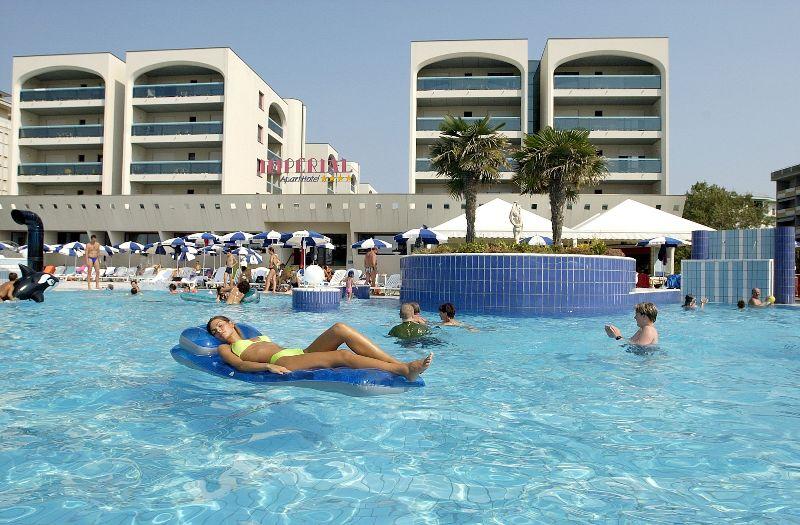 aparthotel imperial, taliansko, dovolenka v taliansku, dovolenka pri mori, satur, dovolenka pre väčšie rodiny, rodinna dovolenka
