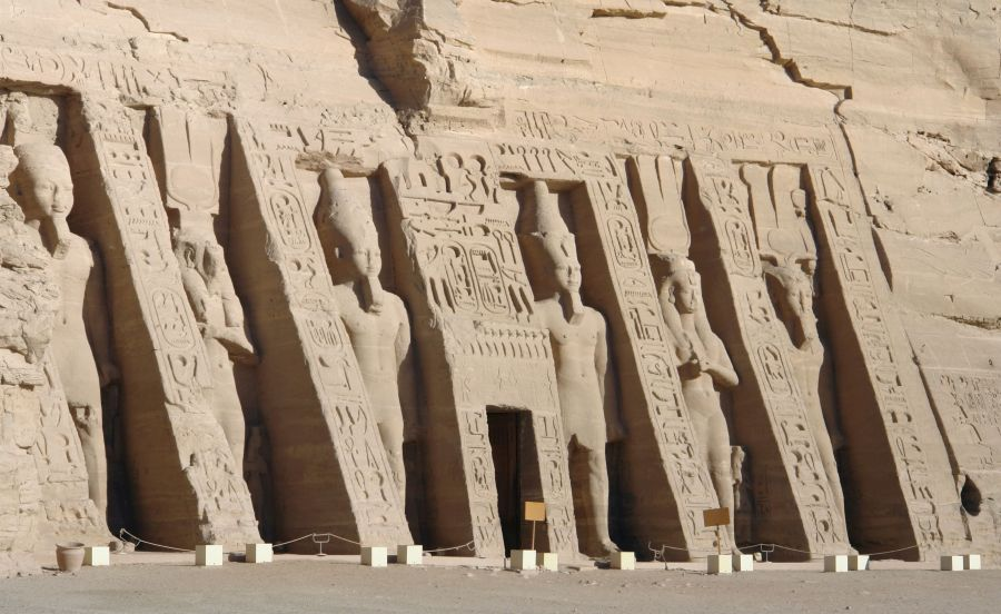 egypt, top atrakcie v egypte, letna dovolenka pri mori, satur, abu simbel