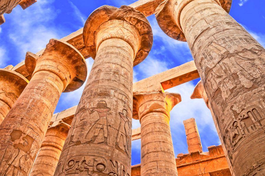 egypt, top atrakcie v egypte, letna dovolenka pri mori, satur, karnak