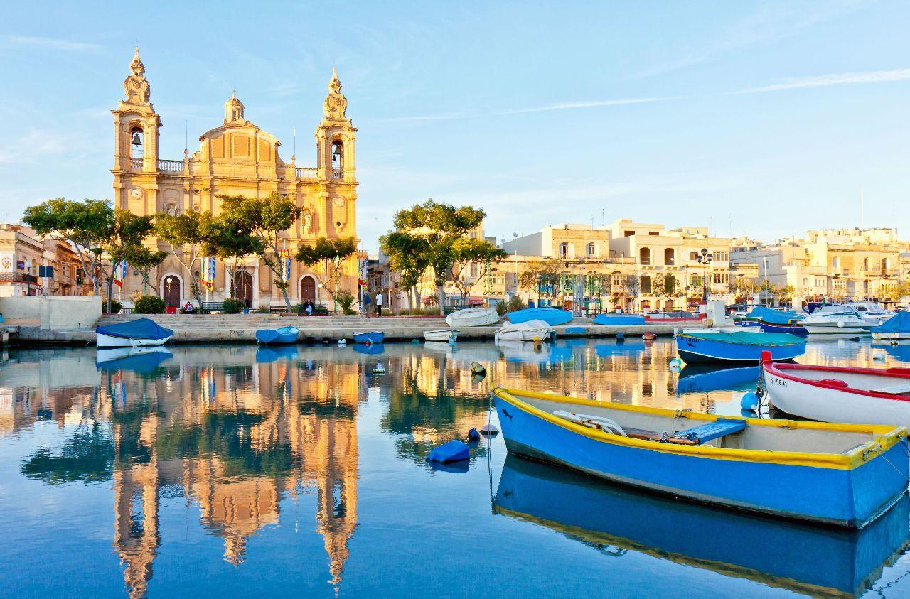 hlavne mesto malty valleta