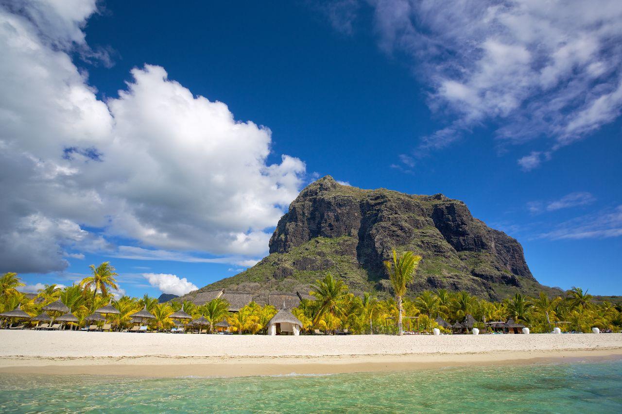 plaz ostrova mauricius