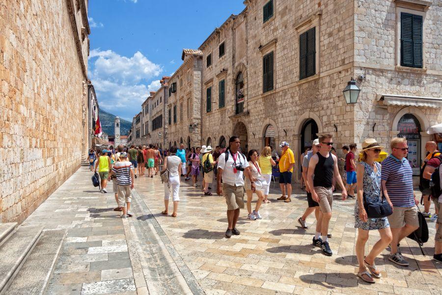 juzna dalmacia, top atrakcie, dovolenka v chorvatsku, letna dovolenka pri mori, satur, dubrovnik