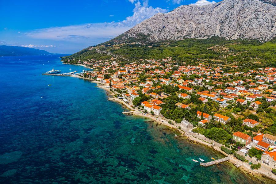 juzna dalmacia, top atrakcie, dovolenka v chorvatsku, letna dovolenka pri mori, satur, peljesac