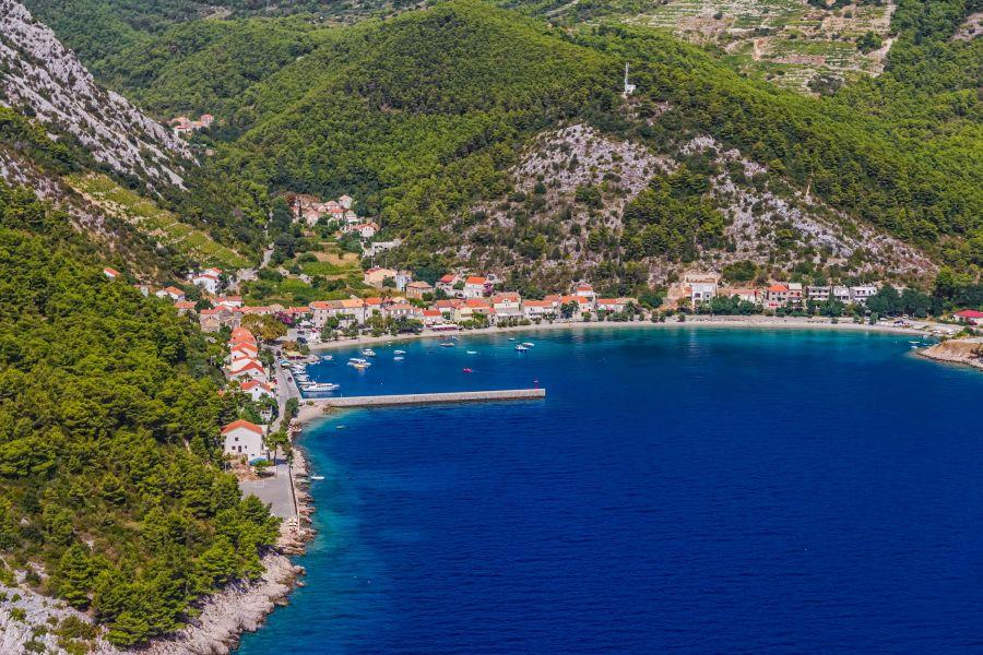 juzna dalmacia, top atrakcie, dovolenka v chorvatsku, letna dovolenka pri mori, satur, trstenik
