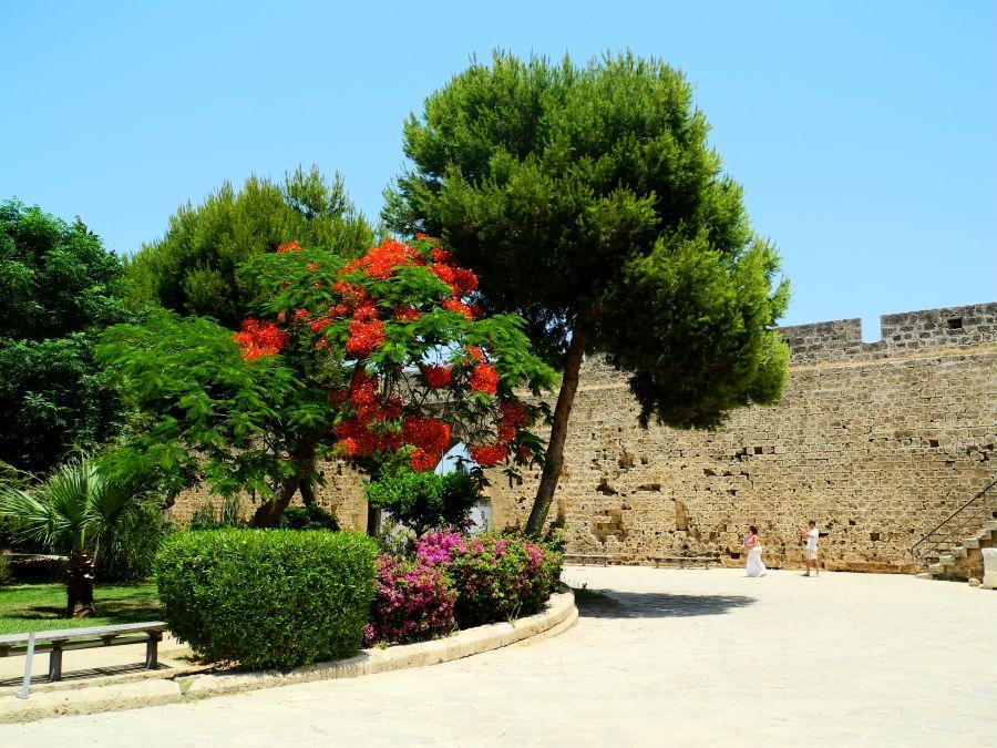 famagusta, severny cyprus, letna dovolenka na cypre, letna dovolenka pri mori, satur