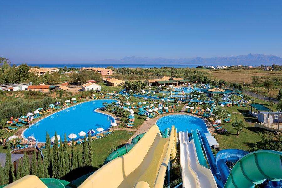 gelina village, letna dovolenka pri mori, dovolenka v grecku, dovolenka na korfu, rodinna dovolenka, klubova dovolenka, satur