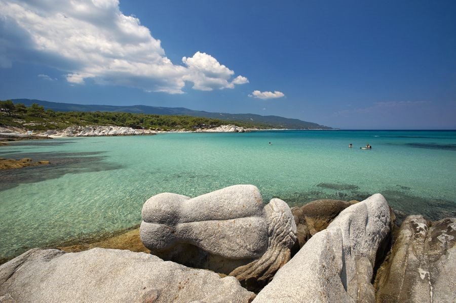 plaz kavourotripes na chalkidiki v grecku