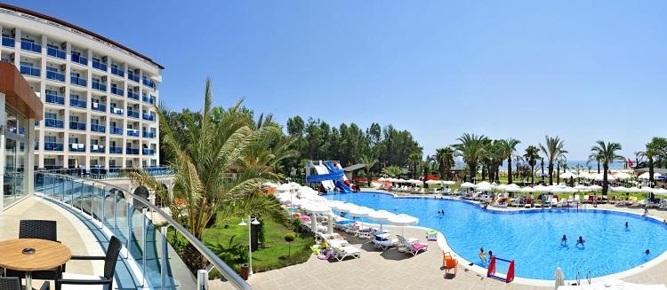 bazen, hotel annabella diamond, turecko, pool, bazenovy svet, more, plaz, dovolenka pri mori, letecky, zajazd do turecka, ck satur