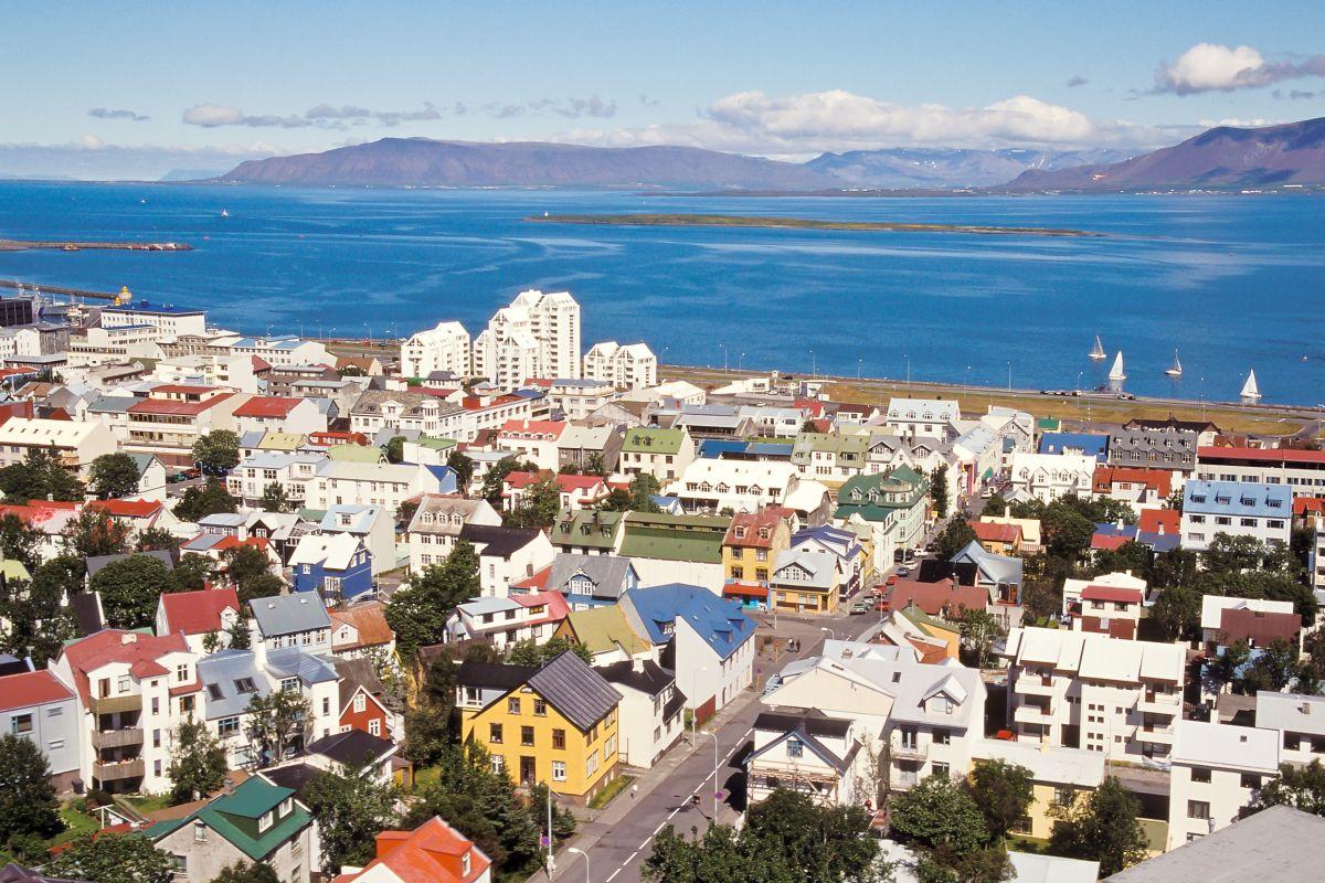 reykjavik, island, ostrov, atlanticky ocean, vylet, poznavaci zajazd, ck satur