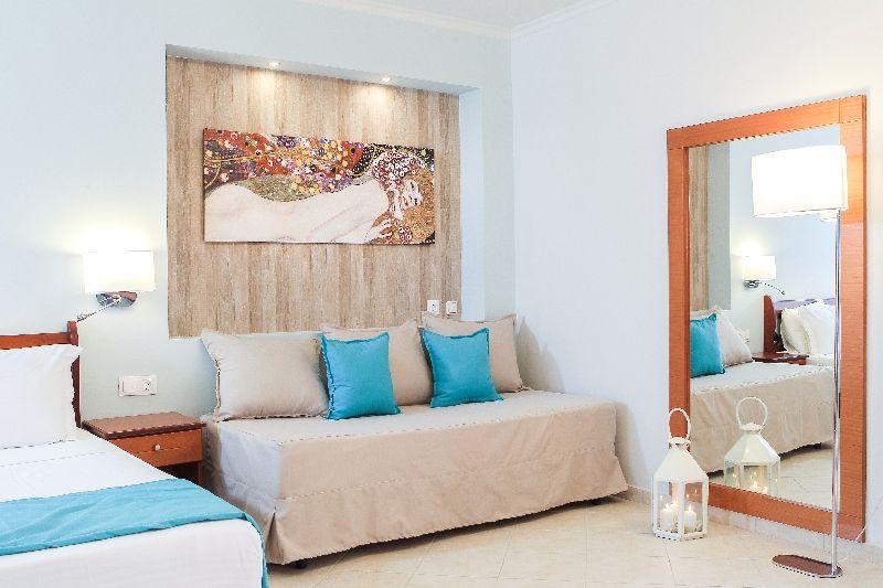 hotel electra, sarm hotel, interier, izba, ck satur, dovolenka