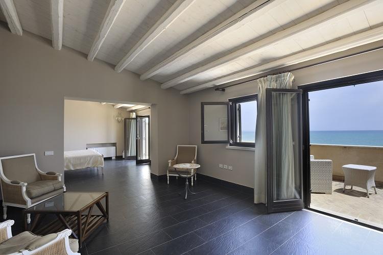 falconara charming house, sarm hotel, taliansko, sicilia, ostrov, izba, ck satur