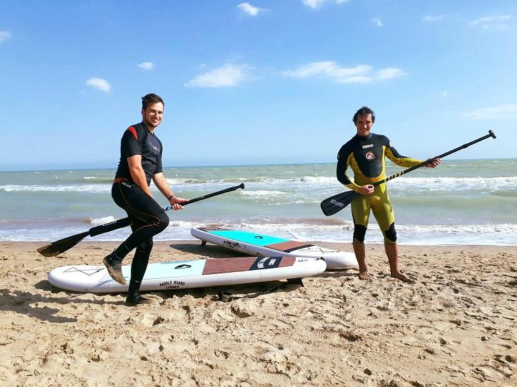 instruktori windsurfingu na sicilii