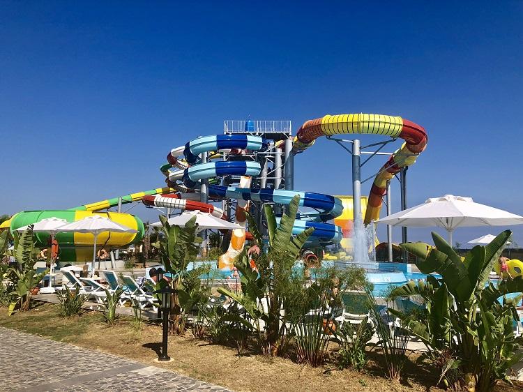 aquapark hotela limak cyprus