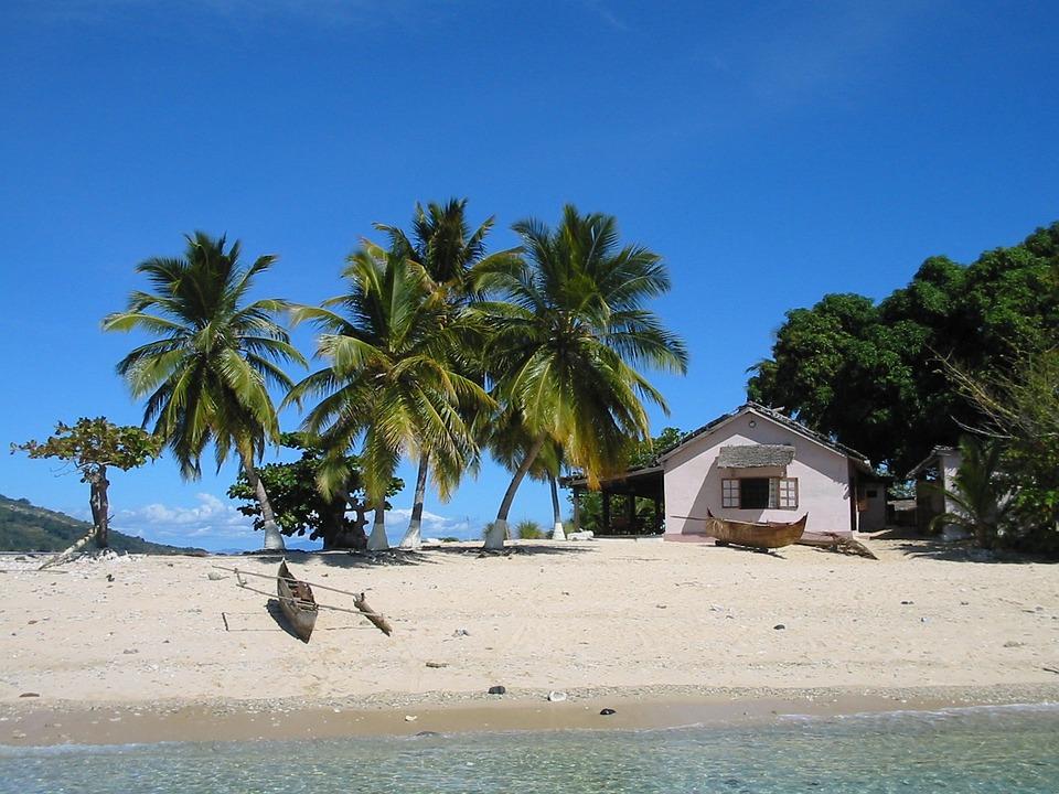 plaz ostrova madagaskar