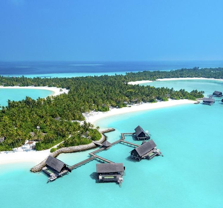 Hotel one&only reethirah na maldivách