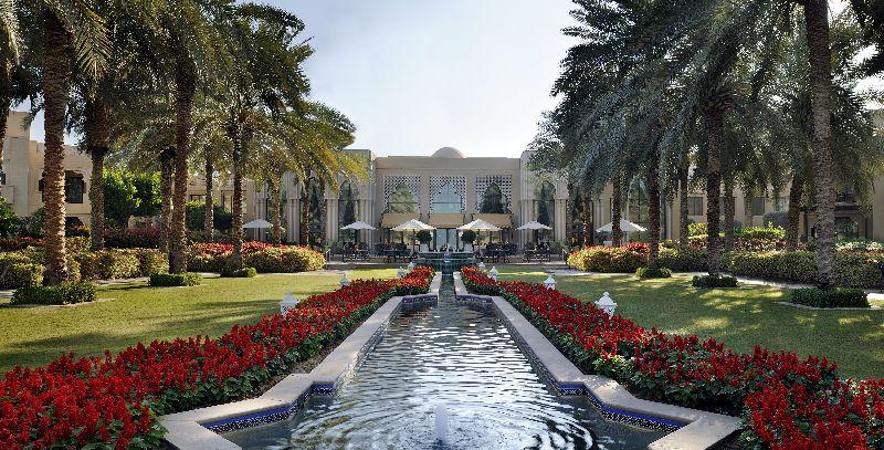 Hotel one&only royal mirage v dubaji