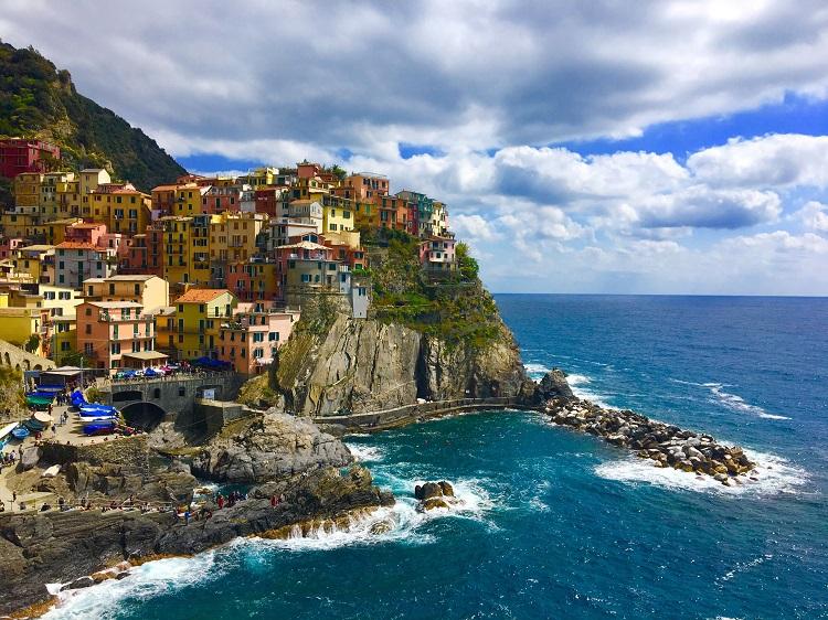 Cinque terre v taliansku