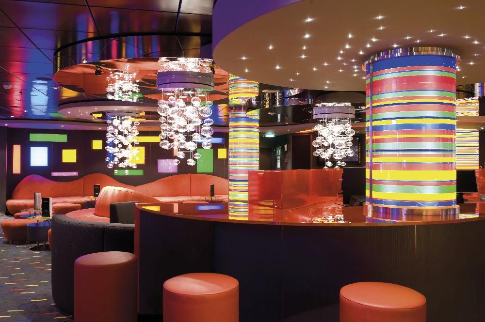 Manhatan bar na lodi msc fantasia