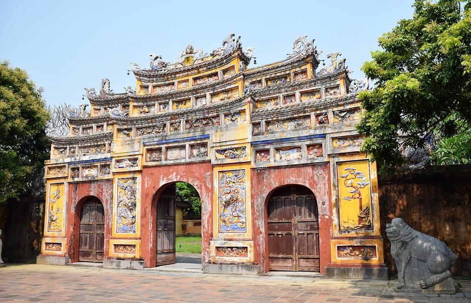 mesto hue vo vietname