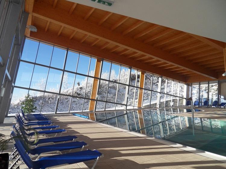 Bazén hotela sorea trigan