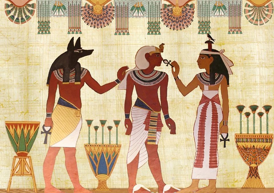 Obraz na papyruse