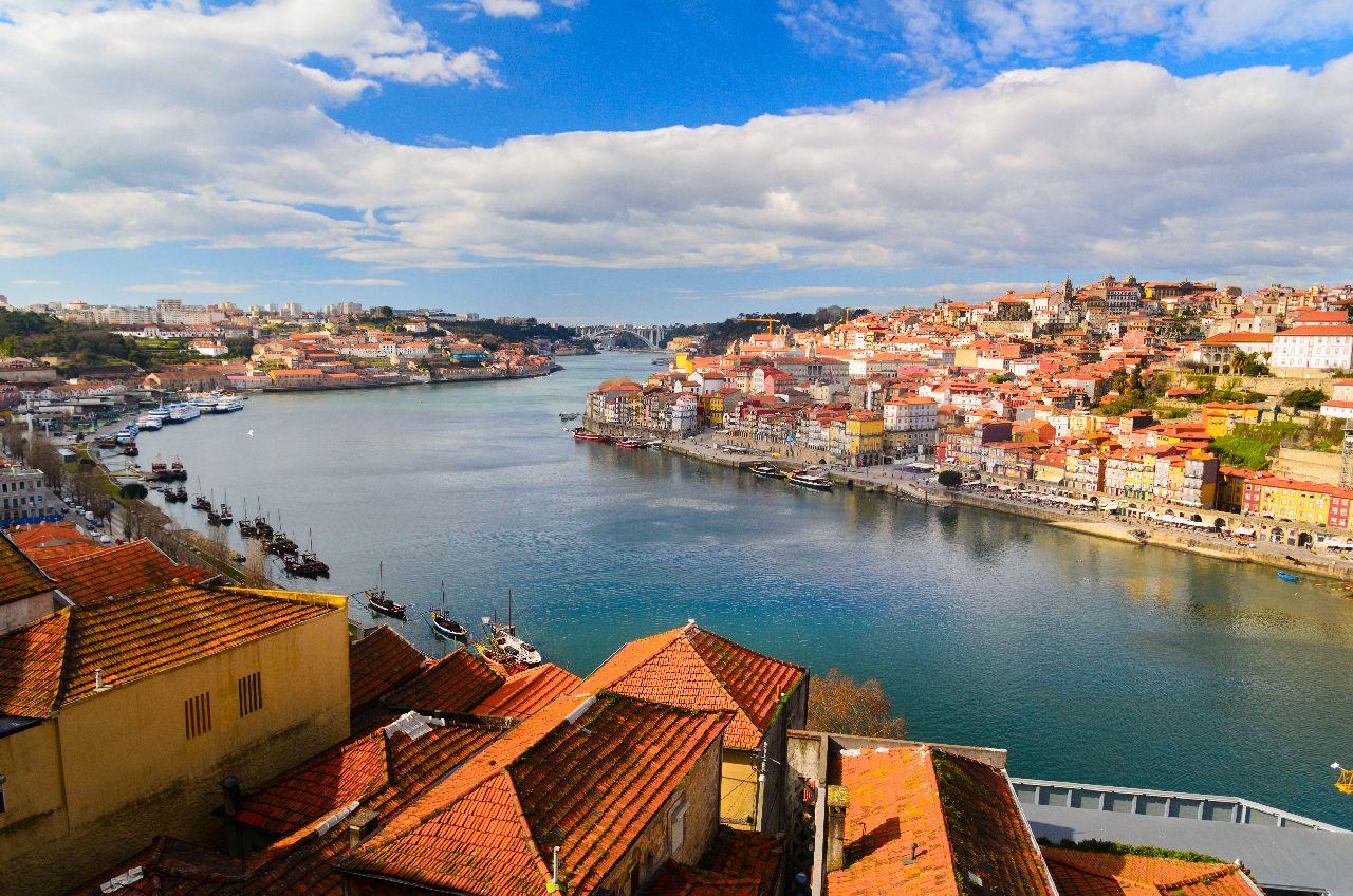 Porto mesto v portugalsku