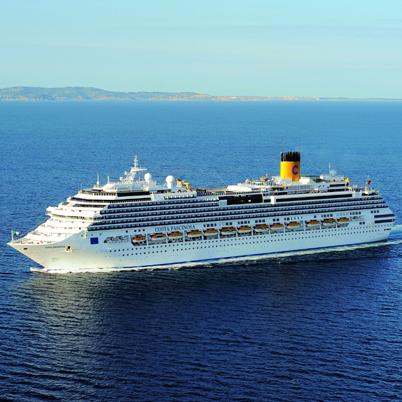 Cestokino festival 2019 na tému Dovolenka na výletnej lodi - plavby Costa Cruises