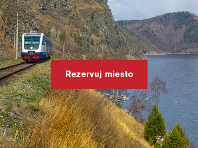 Cestokino festival 2019 na tému Bajkalsko amurská magistrála