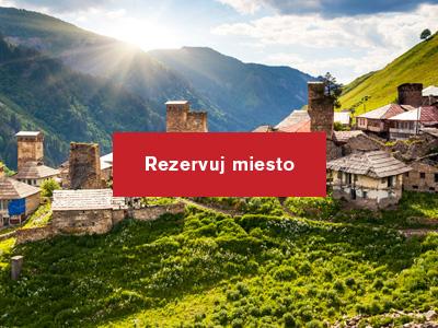 Cestokino festival 2019 na tému Gruzínsko a Arménsko