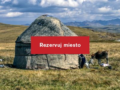 Cestokino festival 2019 na tému Kirgizsko