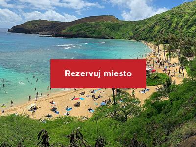 Cestokino festival 2019 na tému Havaj