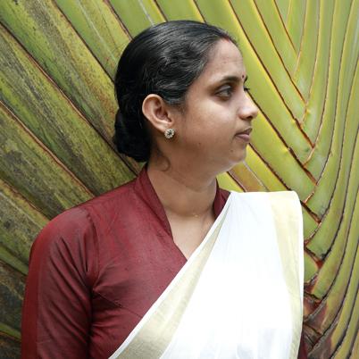 Dr. Poornima Sreelal, premietajúca o Ajurvéde