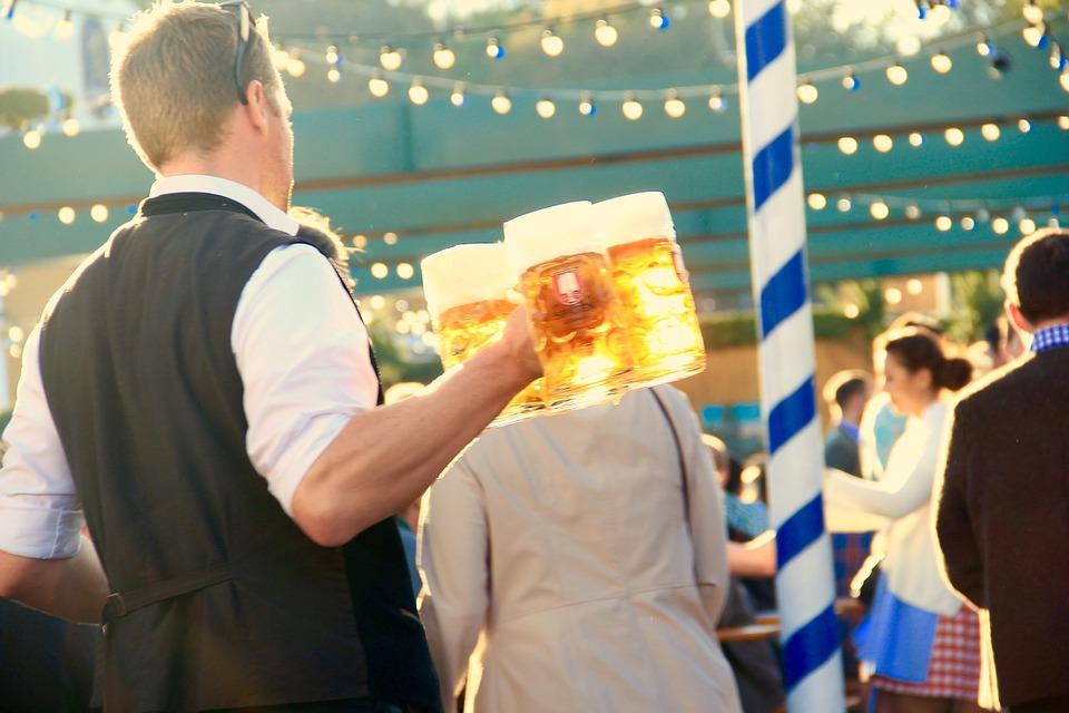 Festival októberfest v mníchove