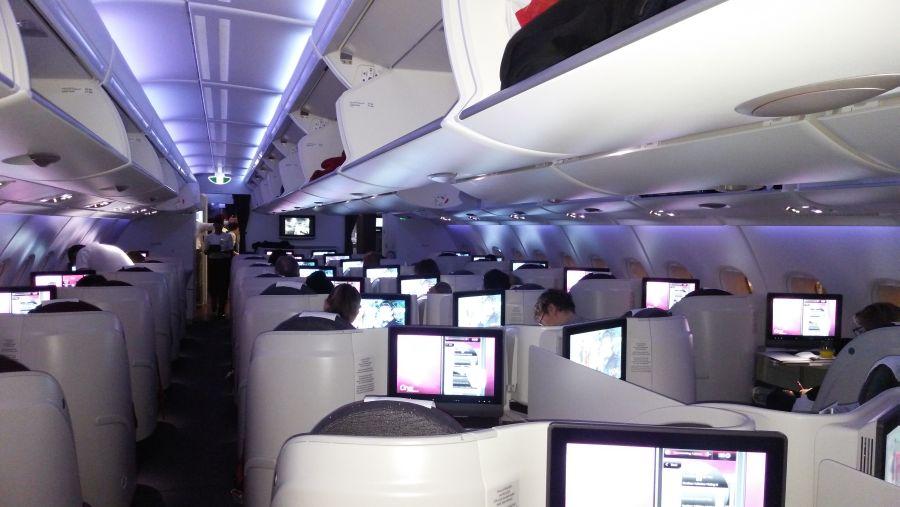 qatar airlines, test, aerolinie