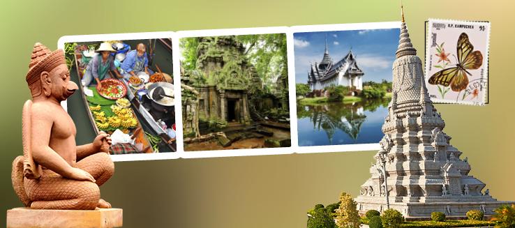 Vietnam a Kambodza