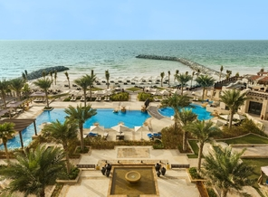 HOTEL Ajman Saraj a Luxury Collection Resort *****