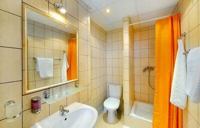 Kúpelňa, Hotel Srdiečko, Chopok-Juh