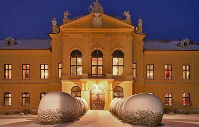 Vianočný Eckartsau, poznávací zájazd, Rakúsko