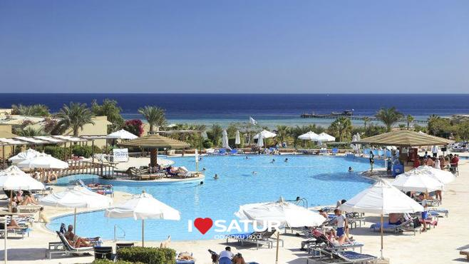 HOTEL THREE CORNERS FAYROUZ PLAZA / Egypt, Marsa Alam