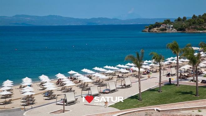 HOTEL MIRAGGIO THERMAL SPA RESORT / Grécko, Chalkidiki, Paliouri