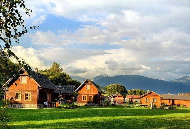 Holiday Village Tatralandia - ubytovanie