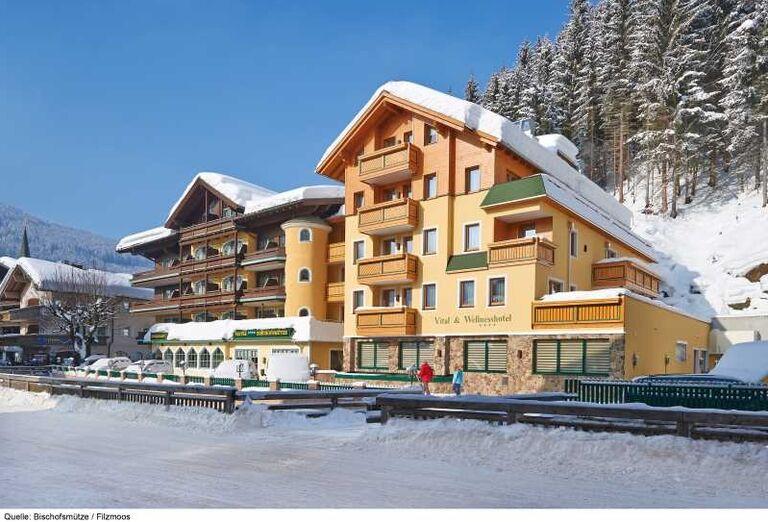 Galéria Hotel Bischofsmütze ****