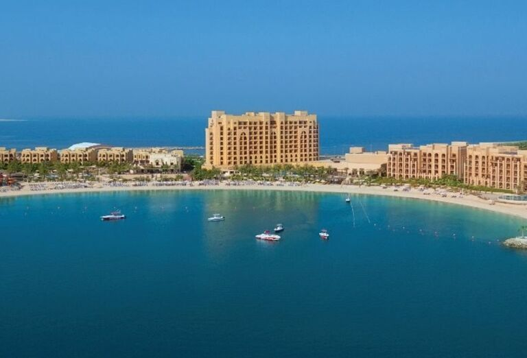 Hotel Doubletree by Hilton Resort & Spa Marjan Island *****