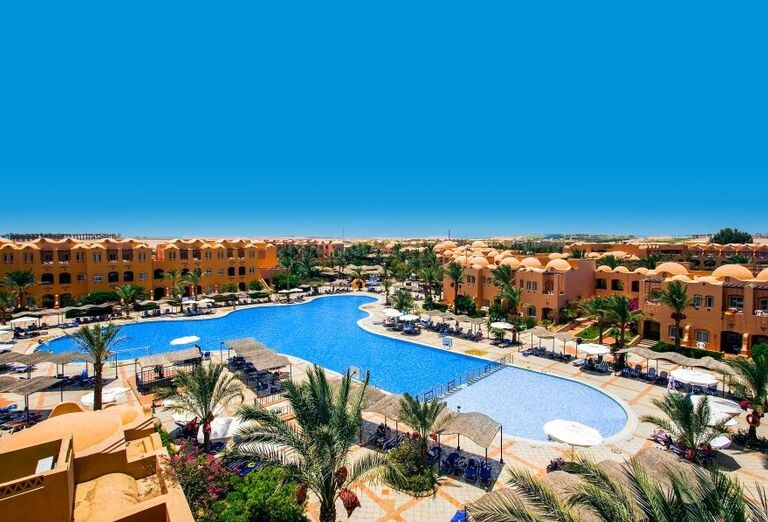 Hotel Jaz Makadi Oasis Resort  *****