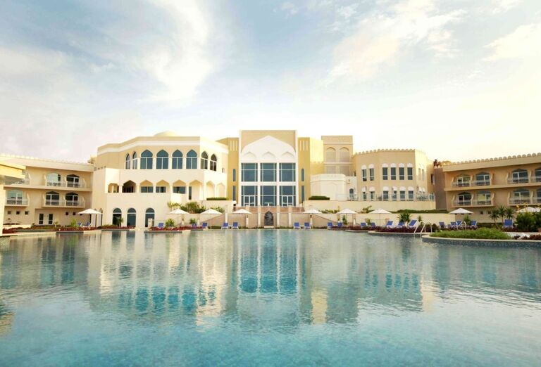 HOTEL MARRIOTT SALALAH RESORT *****