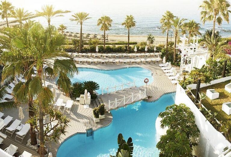 HOTEL PUENTE ROMANO BEACH RESORT *****